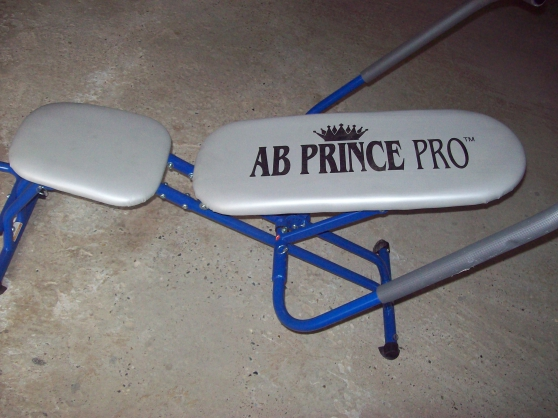 AB prince pro, rameure neuve