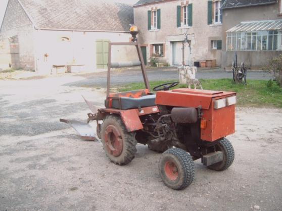 micro tracteur hakotrac 2000 faire prix