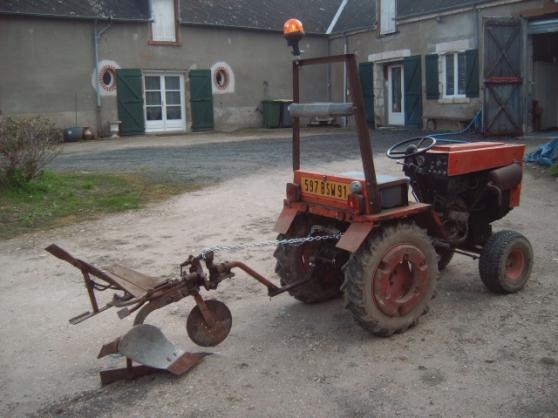 micro tracteur hakotrac 2000 faire prix - Photo 2