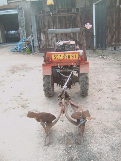 micro tracteur hakotrac 2000 faire prix - Photo 4