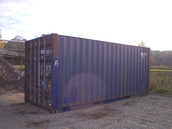 Annonce occasion, vente ou achat 'Container maritime pour stockage'
