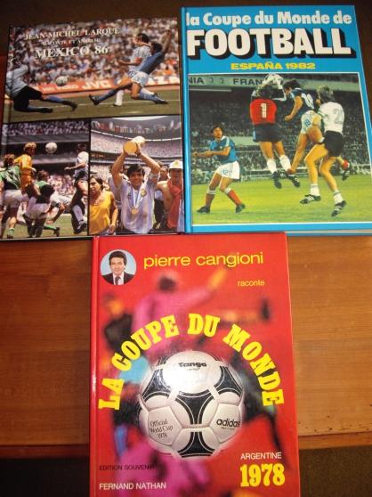 Livres sur le Football