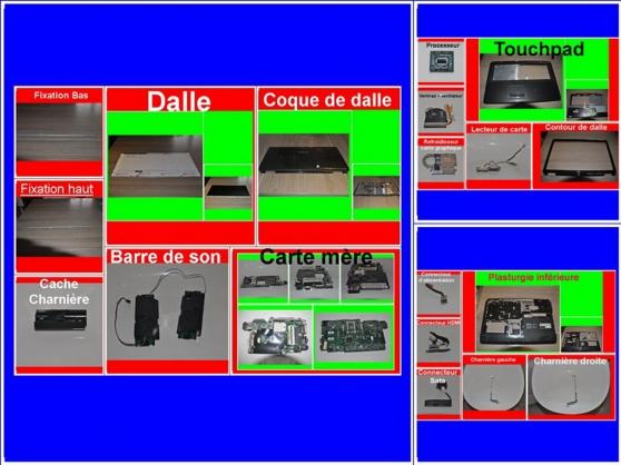 pièces asus x70a - Annonce gratuite marche.fr
