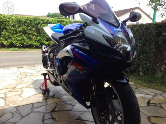Annonce occasion, vente ou achat 'Moto Suzuki R-GSX'