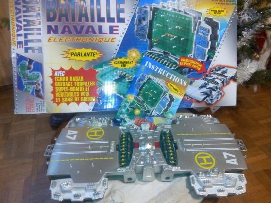 bataille navale électronique - Annonce gratuite marche.fr