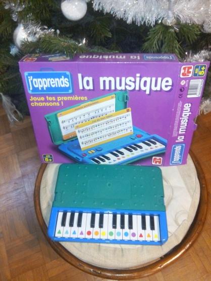 j'apprends la musique - Annonce gratuite marche.fr