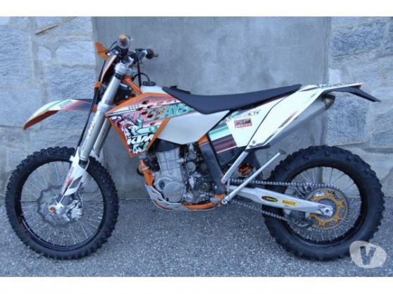 Annonce occasion, vente ou achat 'KTM 450 EXC Six Days 2011'