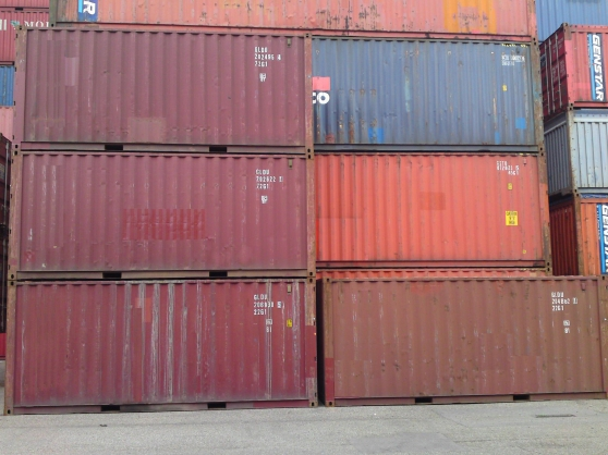 container 6mêtres occasion 1300€