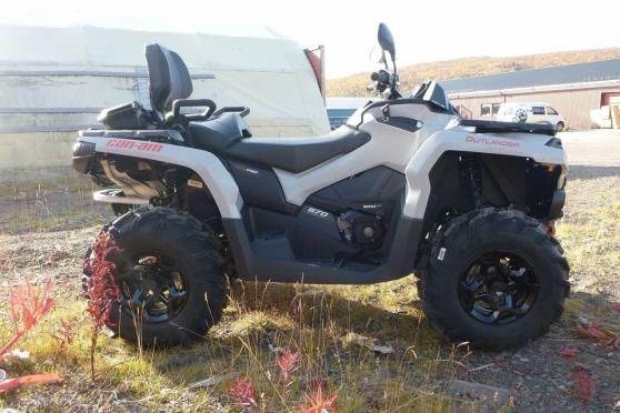Quad Can-Am MAX 570