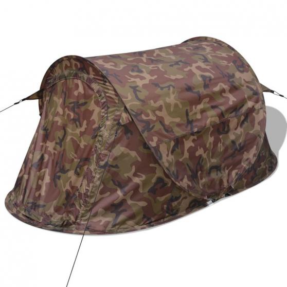 Annonce occasion, vente ou achat 'Tente camouflage 2P NEUVE'