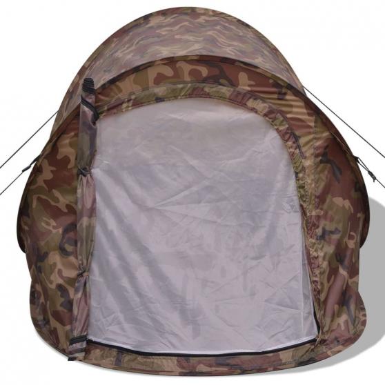 Tente camouflage 2P NEUVE - Photo 2