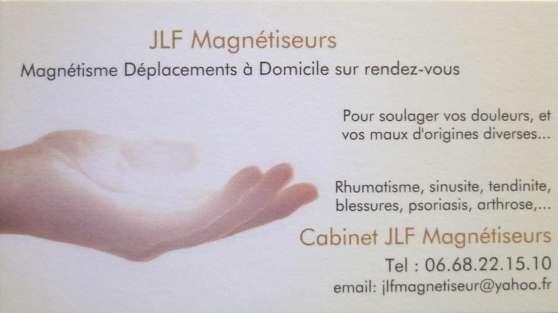 Annonce occasion, vente ou achat 'Magnétisme à domicile sur RDV'