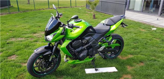 Annonce occasion, vente ou achat 'KAWASAKI Z750 ABS année 2009'