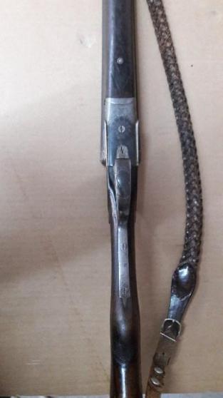 fusil de chasse calibre 16 juxtaposé - Photo 3