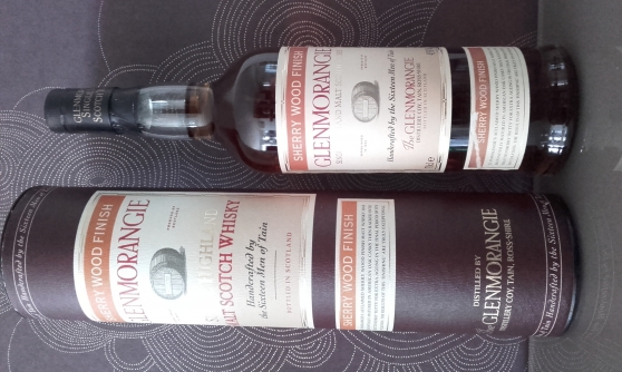 whisky glenmorangie sherry wood finish - Annonce gratuite marche.fr