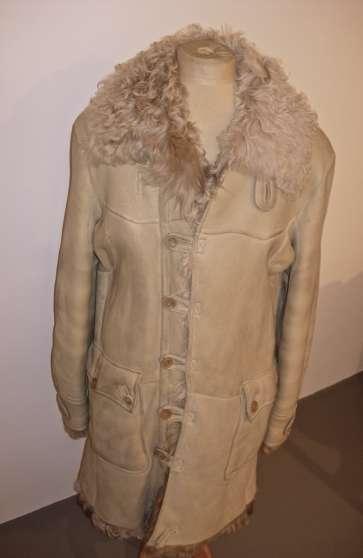 manteau en peau retourn e marlboro classics paris v tements homme manteaux et vestes paris. Black Bedroom Furniture Sets. Home Design Ideas