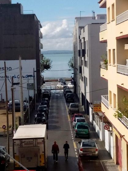 Apt 3ch terrasse vue mer à Rosas