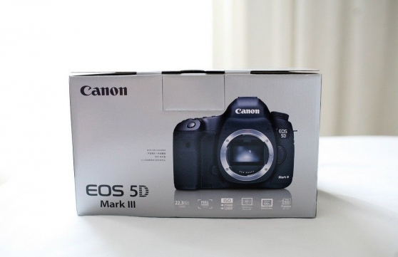 Annonce occasion, vente ou achat 'Cannon EOS 5D Mark III est un reflex nu'