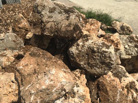 Donne terre et pierres