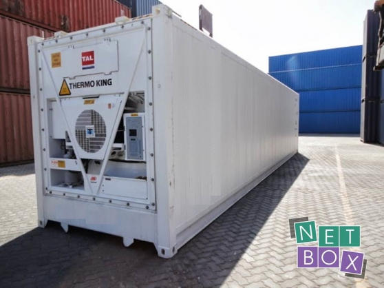 Annonce occasion, vente ou achat 'Containers reefer 40\' 4950€'