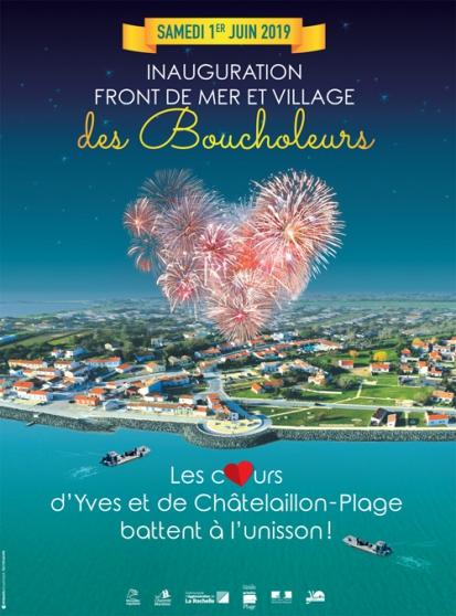 Annonce occasion, vente ou achat 'Inauguration du village des Boucholeurs'