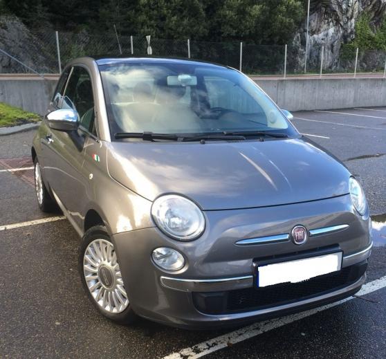 Fiat 500 1.2-69 2011