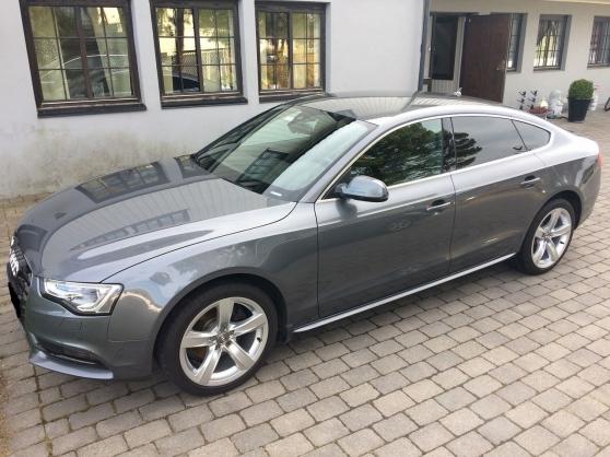 Annonce occasion, vente ou achat 'Audi A5 Sportback 2.0 TDI 150ch multitro'