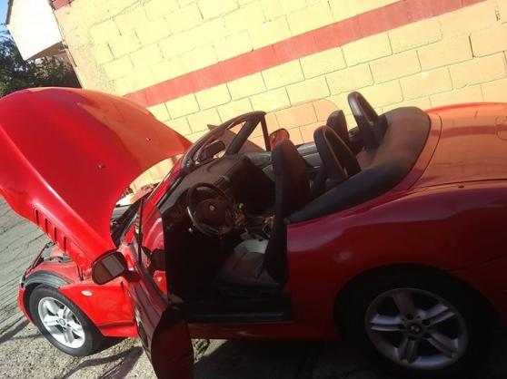 Superbe BMW Z3 décapotable