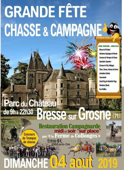 Annonce occasion, vente ou achat 'Grande Fête Chasse et Campagne'