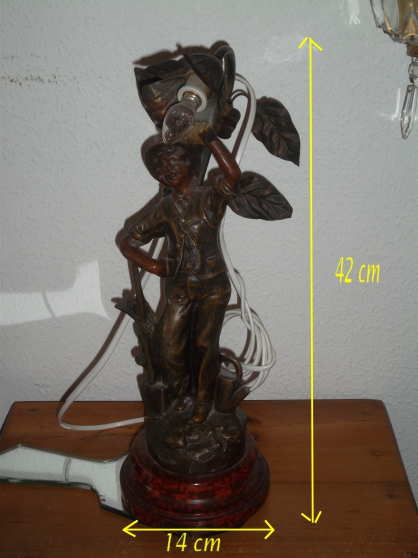 lampes ancienne - Photo 2