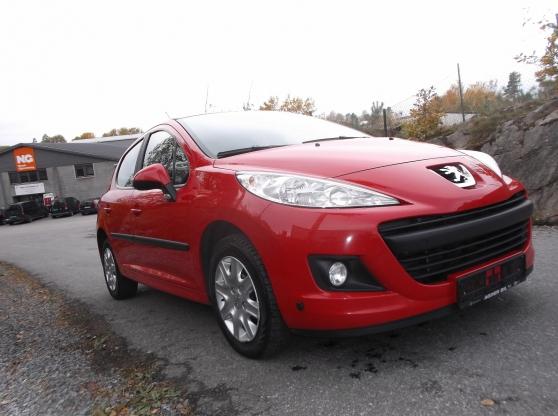 Peugeot 207 1.4VTi