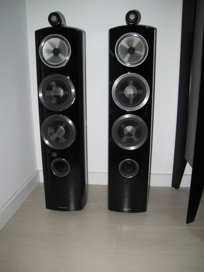 B&W Bowers & Wilkins 804 Diamond D3