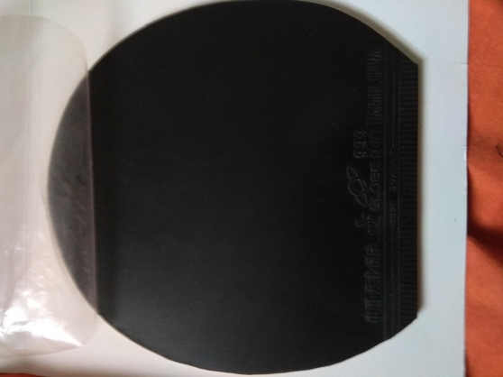 Revêtement noir 1,5 mm Globe 999