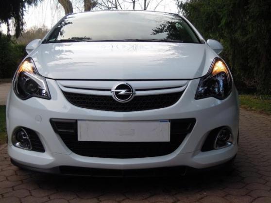 Opel Corsa iv 1.6 turbo 210 3p