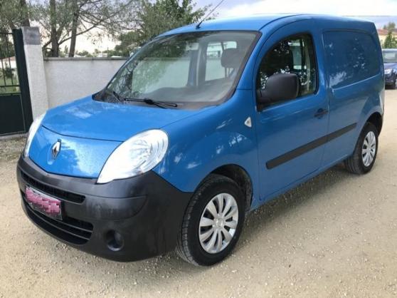 Annonce occasion, vente ou achat 'Renault Kangoo DCi 1.5 DCI 75cv Confort'