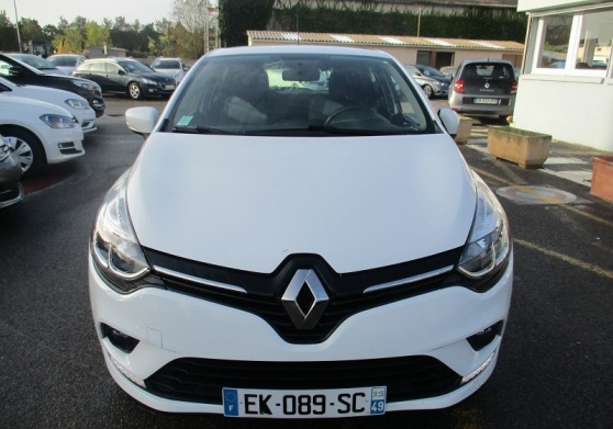 Annonce occasion, vente ou achat 'Renault Clio IV 1.5 DCI 75CH ENERGY BUSI'