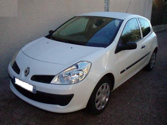 Annonce occasion, vente ou achat 'Renault Clio 85ch 1.5 DCI AIR Société'