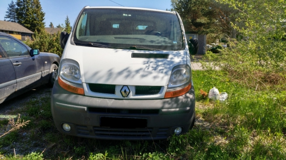 Renault Trafic 1.9 dCi L1H1