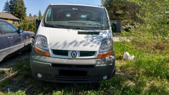 Annonce occasion, vente ou achat 'Renault Trafic 1.9 dCi L1H1'