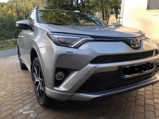 Annonce occasion, vente ou achat 'Toyota RAV4 2.5-155 4WD HYBRID'