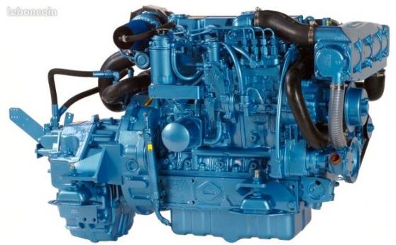 Annonce occasion, vente ou achat 'Moteur Nanni Diesel N4 115'