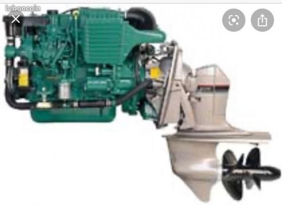 Annonce occasion, vente ou achat 'paire de moteurs Volvo AD 31 A'