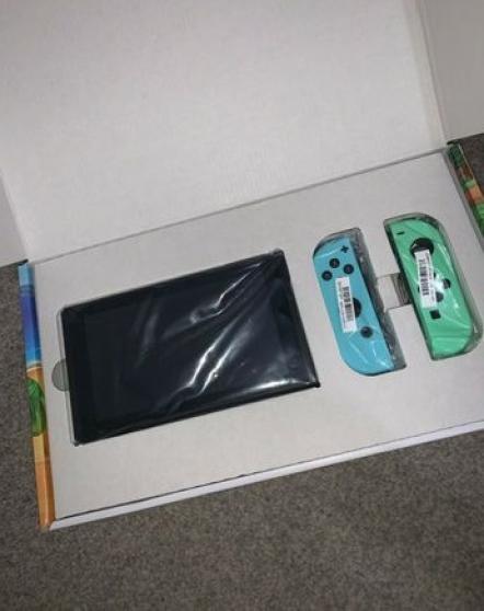 Nintendo switch en très bon état