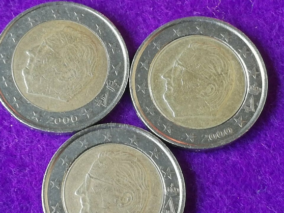 Annonce occasion, vente ou achat '2 pièces en euro'