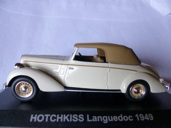 HOTCHKISS LANGUEDOC NOREV 1/43ème