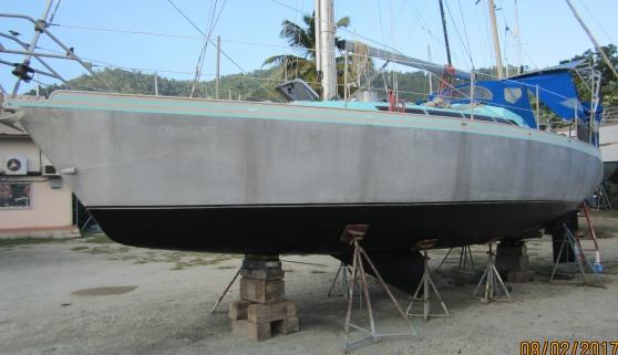 Voilier alu dériveur intégral - Photo 2