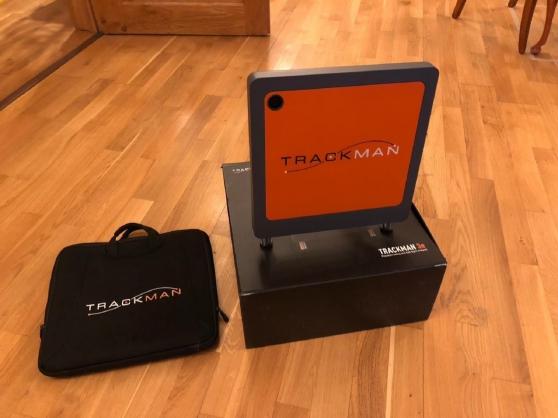 TrackMan 3e GOLF Launch Monitor