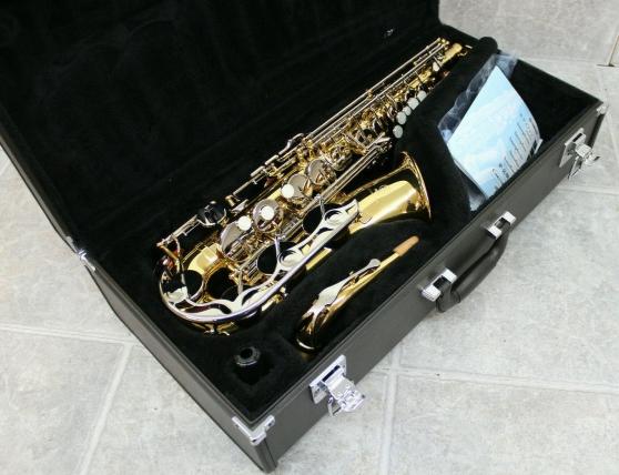 Annonce occasion, vente ou achat 'Yamaha YAS-26 Alto Saxophone'