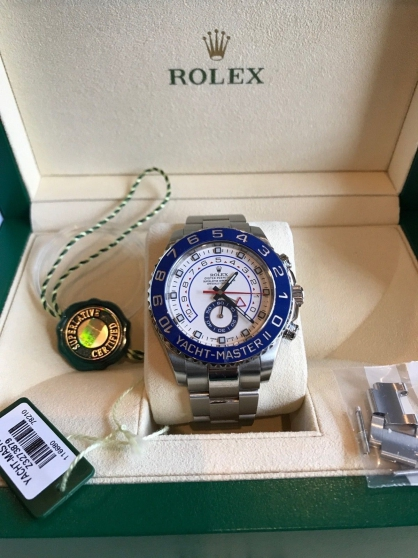 Annonce occasion, vente ou achat 'Rolex Yacht-Master II'