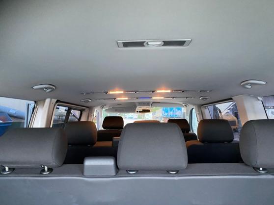 Caravelle 2.5-131 D 4M. 8 sièges - Photo 3